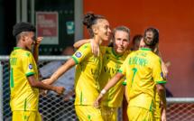 #D2F - J1 - Groupe A : Six équipes victorieuses : METZ, LILLE et NANTES premiers co-leaders