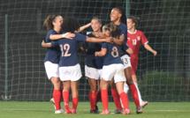 U19 - Les Bleuettes réussissent leur entrée en matière