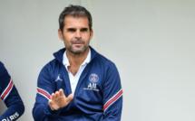 """#UWCL - Groupe B : Didier OLLÉ-NICOLE (PSG) : """"L'équipe ne perd pas en saveur malgré les changements"""""""