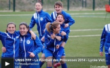"UNSS - Les ""princesses"" de CARPENTRAS"
