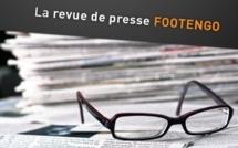 La revue de presse FOOTENGO - Huis clos, Irish foot, coupe d'Europe et coups de sifflet