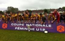 Coupe Nationale U15F - Première semaine dès ce lundi à Clairefontaine