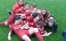 Coupe Nationale U15F - LORRAINE et LANGUEDOC ROUSSILLON qualifiés !