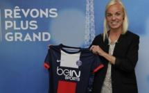 D1 - Caroline SEGER s'engage avec le PSG