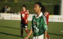 D1 (Mercato) - Aude MOREAU (ASSE) vers le FCF JUVISY