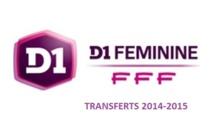 Mercato D1 - La mise à jour du 29 juillet 2014