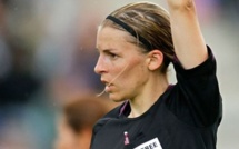 Arbitrage - Stéphanie FRAPPART débutera en Ligue 2 à NIORT le 8 août