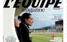 Presse - L'EQUIPE MAG s'intéresse aux femmes entraîneures