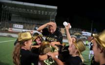 Suède - ROSENGARD champion