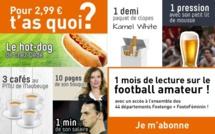 FOOTOFEMININ - 2€99/mois... Et tu as tout !