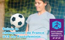 Challenge U19 (Match en retard) - PSG - COMPIEGNE : 8-0