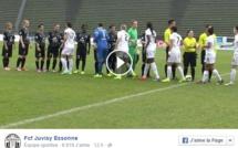D1 - Les buts de JUVISY - METZ en vidéo