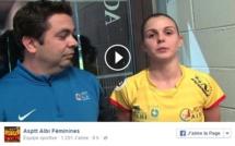D1 - Les buts d'ALBI - ARRAS en vidéo