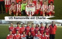#NousSommesCharlie - L'hommage de RAMONVILLE (31)