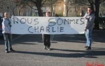 #NousSommesCharlie - Les supporters de l'ASSE solidaires