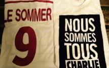 #NousSommesCharlie - L'hommage de l'OL