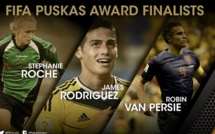 FIFA - Le Prix Puskas : Stephanie ROCHE termine 2e