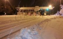 Hautes-Pyrénées - SARRACOLIN brave la neige