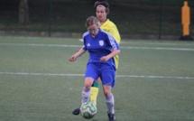 DH féminine (Atlantique) - SAINT-LYPHARD et SAINTE-LUCE en embuscade, SAINT-GEORGES FC bataille