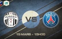 U19F - Suivez JUVISY/PSG dimanche (15h00) en direct sur la WEB TV de la FFF