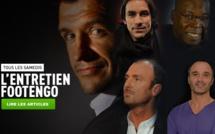 Le meilleur des entretiens Footengo - MARIUS, PATRICK, VIKASH, ROBERT, JUSTO, OLIVIER, CHRISTOPHE, LAURENT... et les autres