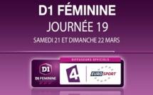 D1 (19e journée) - Les buts en vidéo (FFF TV)