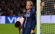 Bleues/D1 - Jessica HOUARA D'HOMMEAUX absente 3 à 5 semaines