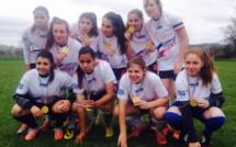 UNSS - Le Lycée Rive Gauche de Toulouse, champion de France juniors/seniors de foot à 7