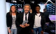 Vidéo - Femmes 2 Foot avec Céline DEVILLE et Kadidiatou DIANI (en replay)