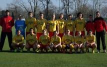 Coupe d'Aquitaine féminine - L'UNION JURANCON passe tout près de la finale