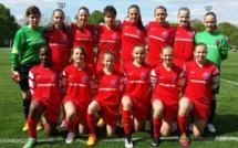Coupe Nationale U15F (Groupe B) - Résultats de la première journée