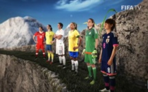 Coupe du Monde 2015 - Le clip d'introduction pour les diffuseurs TV