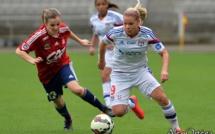 D1 - Eugénie LE SOMMER remporte le trophée Femmes 2 Foot/Eurosport
