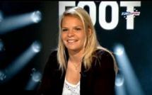 TV - FEMMES 2 FOOT : le replay de l'émission du 4 mai 2015 avec Eugénie LE SOMMER