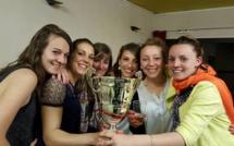 Vu sur Foot12 - Coupe Crédit Agricole féminine : Le triomphe de LIOUJAS, le bonheur de DRUELLE