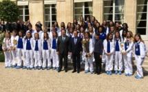 Scolaire - Le Lycée SACRE COEUR a été reçu à l'Elysée