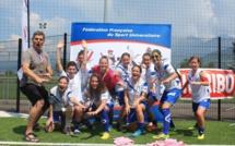 Championnats de France universitaire foot à 7 - Phase finale à Grenoble : CAEN et l'INSA Lyon champions