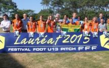 Festival Foot U13F - Le FC NANTES s'impose