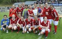 Coupe de la Loire - Le FC SAINT-ETIENNE sur le fil