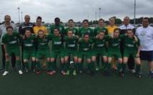 Aquitaine - Promues en D2, les féminines de MERIGNAC-ARLAC remportent la coupe régionale !