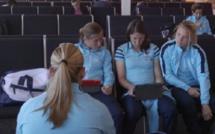 Bleues - Leur nouveau départ (FFF TV)