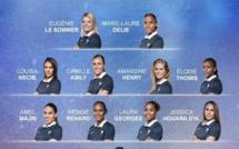 Coupe du Monde 2015 - ALLEMAGNE - FRANCE : la composition française : BOULLEAU remplacée par MAJRI