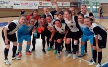 Universitaire (Futsal) - Trois sur trois pour l'Université de ROUEN