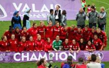 VALAIS CUP - Le titre pour le BAYERN MUNICH, l'OL et le PSG sur les autres marches du podium