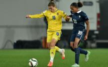 """Bleues - Marie-Laure DELIE : """"J'espère que Farid a regardé le match"""" (L'Equipe)"""