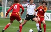 Amical : l'Allemagne bat la Chine (2-0)