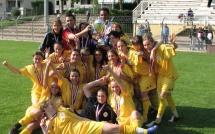 Coupe Nationale 16 ans : les groupes de la première phase