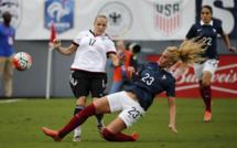 Bleues - FRANCE - ALLEMAGNE : la vidéo intégrale du match (D17)