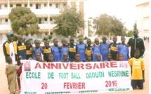 Solidarité - Nesrine DAOUDI (TFC), le conte d'une fée...