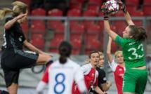 Ligue des Champions (Quart) - LYON n'a pas trouvé le chemin des filets à PRAGUE